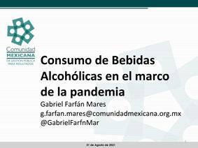 Imagen documento Consumo de Bebidas Alcohólicas en el marco de la pandemia